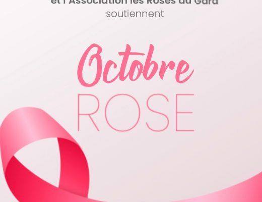 Octobre rose prévention cancer accompagnement hypnose NIMES
